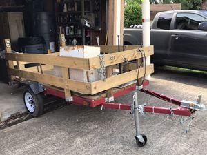 Utility trailer 4' x 8' for Sale in Hendersonville, TN