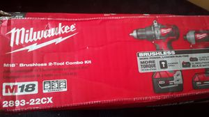 Brand new brushless 2 drill set for Sale in San Pablo, CA