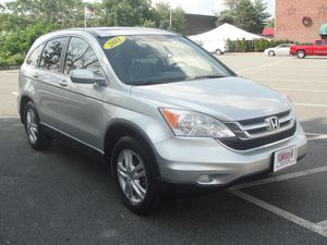 2011 Honda CRV EX-L AWD for Sale in Malden, MA