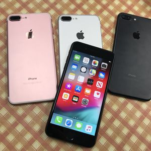 Apple iPhone 7 Plus Unlocked For All Carriers for Sale in Tacoma, WA