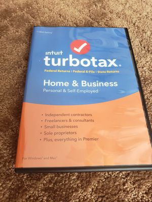 Turbotax Home & Business for Sale in Stuart, FL