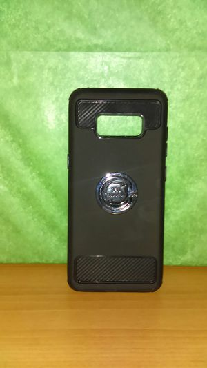 Black Phone Case With Holder for Sale in Alexandria, VA