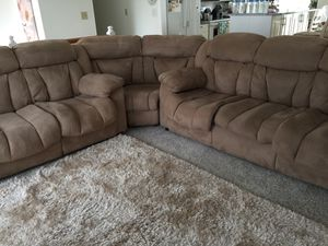 Tan Couches great condition for Sale in Seattle, WA