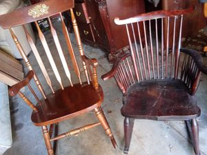 Antique rocking chairs. for Sale in Cleveland, OH