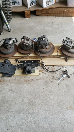Jeep Wrangler parts for Sale in Pearland, TX