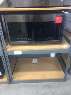 2.1 cu. ft. Over-the-Range Microwave with Sensor Cooking for Sale in San Luis Obispo, CA