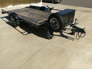 Zieman Utility Trailer for Sale in Mission Viejo, CA