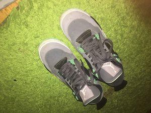 Jordan 4s Green glow for Sale in Middletown, CT