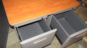 Filing cabinet with tabletop for Sale in Austin, TX