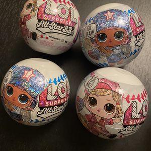 Lol Balls Bundle for Sale in Aurora, IL