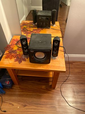 Stereo system for Sale in Detroit, MI