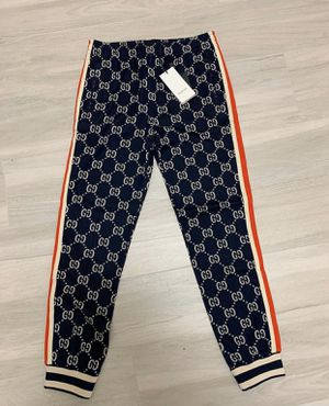Gucci jacquard pants authentic for Sale in Lawyersville, NY