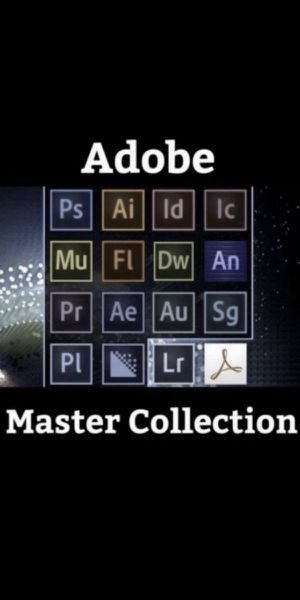 Physical [Adobe] Suite Master Collection 2019/2020 Copy for Sale in Fontana, CA