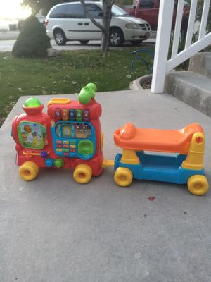 Baby Toy train for Sale in Salt Lake City, UT