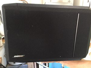 Bose Speakers, Left and Right for Sale in Tacoma, WA