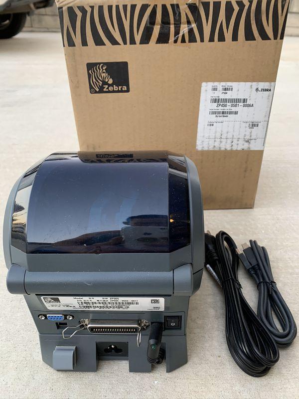Zebra 505 Thermal Label Printer for Shipping FedEx/UPS/USPS/ShipStation/ShipWorks/Endicia/Stamp_com