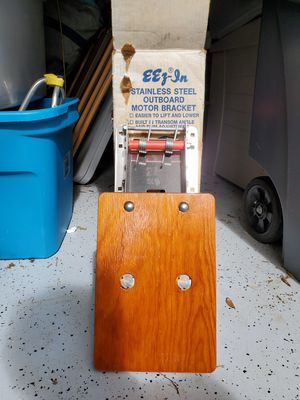 Outboard Motor Bracket NEW for Sale in Land O Lakes, FL