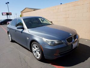 2009 BMW 5 Series for Sale in Modesto, CA