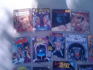 A tique Adult comic books for Sale in Montclair, CA