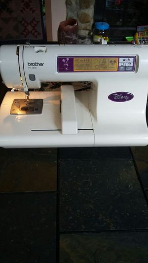 Brother PE 180D Disney sewing machine for Sale in Pittsburgh, PA