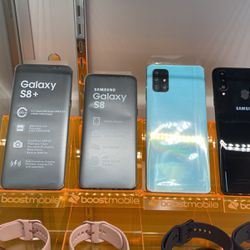 Unlocked Galaxy S8 Like New for Sale in Columbus,  OH