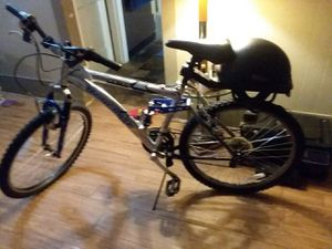 Mongoose 21 speed mountain bike for Sale in Cassville, WI