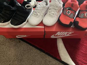 Toddler size 7c/8c shoes for Sale in Minneapolis, MN