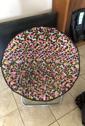 Saucer chair for Sale in Visalia, CA
