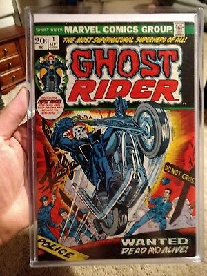 Ghost Rider #1 Key issue super bright colors for Sale in Fontana, CA