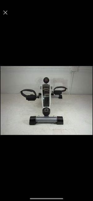 DeskCycle Under Desk Exercise Bike / Pedal Exerciser White for Sale in Norwalk, CA