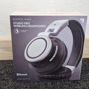 Sharper Image Studio Pro Wireless Headphones for Sale in Bend, OR