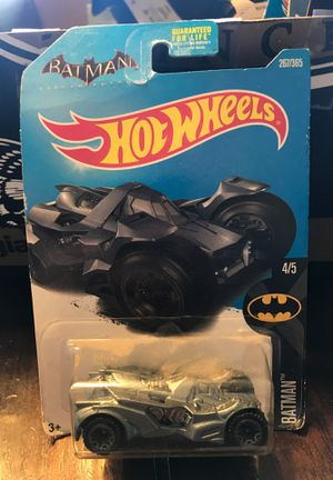 """Hot Wheels """"Arkham Knight BatMobile"""" 4/5 for Sale in Des Moines, IA"""