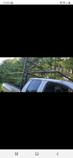 Ladder rack and side box for 8ft bed for Sale in Bumpass, VA