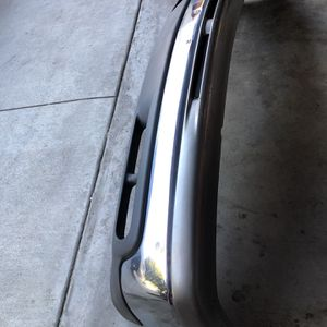 Chevrolet Tahoe/Silverado Front Bumper And Finder Flares Both For $130 Only for Sale in Cathedral City, CA