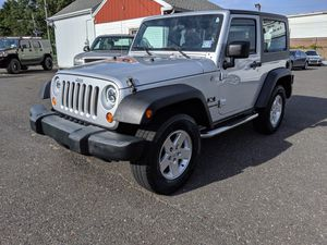 2007 Jeep Wrangler for Sale in HAINESPRT Township, NJ