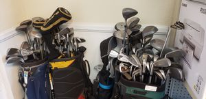 Variety sets of golf clubs. for Sale in Vista, CA