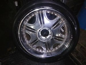 2 sets of 22's for Sale in Garden Grove, CA