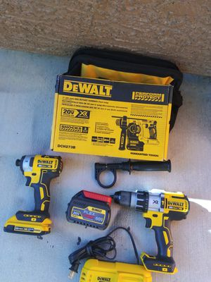 Dewalt xr kit for Sale in North Las Vegas, NV