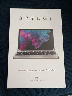 Brydge Microsoft Surface Pro keyboard for Sale in Moore, OK