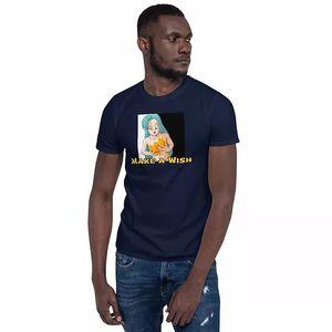 Make a Wish Bulma T-Shirt for Sale in Avondale, AZ