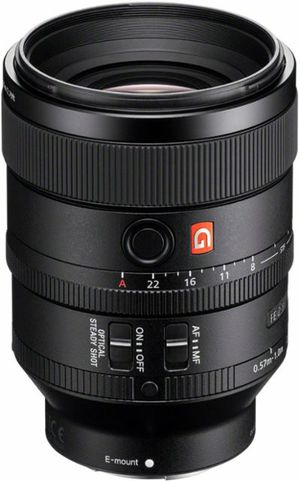 Sony Fe 100mm f2.8 G Master for Sale in Richmond, VA