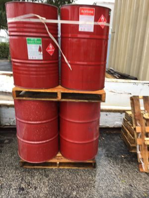 Empty drums for Sale in Pompano Beach, FL