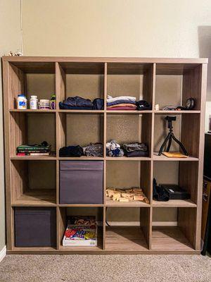 IKEA Kallax shelf unit NEW (MUST GO!!) for Sale in Las Vegas, NV