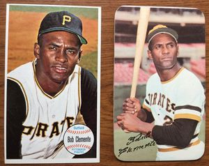 Roberto Clemente (2) Baseball Card Lot for Sale in Middleton, MA