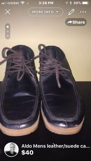 Aldo Men's Chukka Boots for Sale in Austell, GA