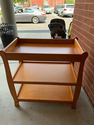 Changing table for Sale in Hampton, VA