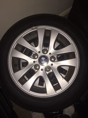 BMW 4 tires for Sale in Silver Spring, MD