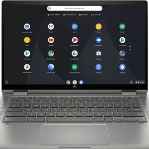"""HP - Chromebook 2-in-1 14"""" Touch-Screen - Intel Core i3 - 8GB Ram - 64GB - Mineral Silver for Sale in Clearwater, FL"""
