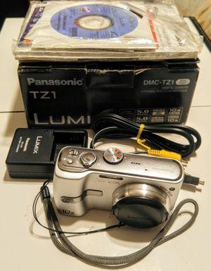 Panasonic Lumix 5.0 MP Digital Camera for Sale in Brevard, NC