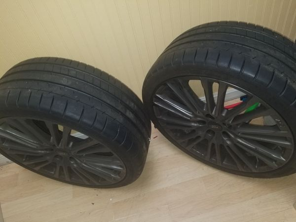 235 / 35 ZR19 AND RIMS Off my 2017 Ford Focus RS